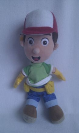 Adorable My 1st 'Handy Manny' Plush Toy